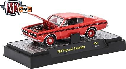 M2 Machines 1:64 Detroit Muscle Release 36 1971 Plymouth HEMI Cuda