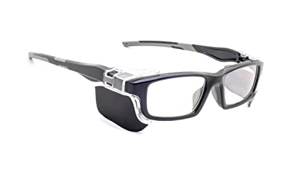 ed984c09bfc7 Image Unavailable. Image not available for. Color  Leaded Glasses Radiation  Protective Eyewear ...