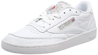 e2904514dc4329 Reebok Women s Club C 85 Archive Trainers  Amazon.co.uk  Shoes   Bags