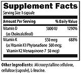 Vitamin D Supreme 5000 IU by Designs for Health