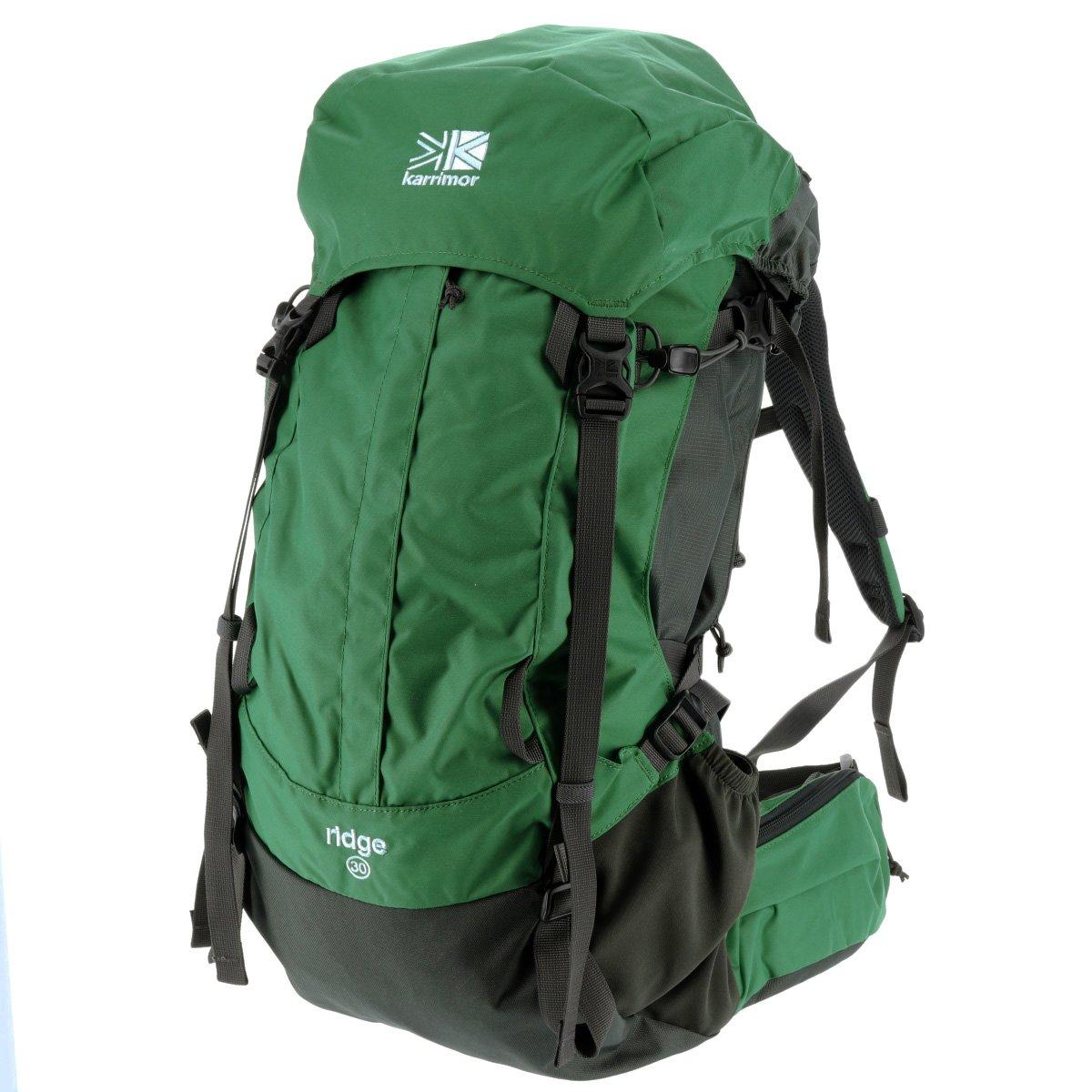 (カリマー) Karrimor ザックパック 登山用リュック [ridge 30 T1]  6.リーフグリーン B071DPH136