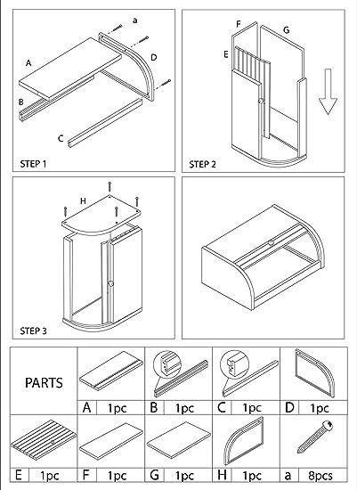 Br 550 Parts Diagram