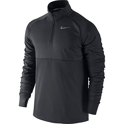 Nike Racer 1/2 Zip - Anthracite - Small