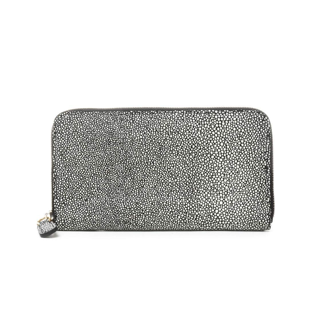 Eleventy Women's 980BO0007BOR2000522 Silver Leather Wallet