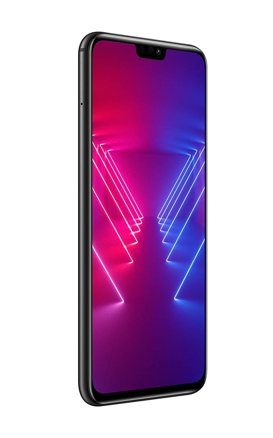 "Honor View 10 Lite Smartphone, Nero, 128GB Memoria, 4GB RAM, Display 6.5"" FHD+, Doppia AI Camera 20+2MP [Italia]"