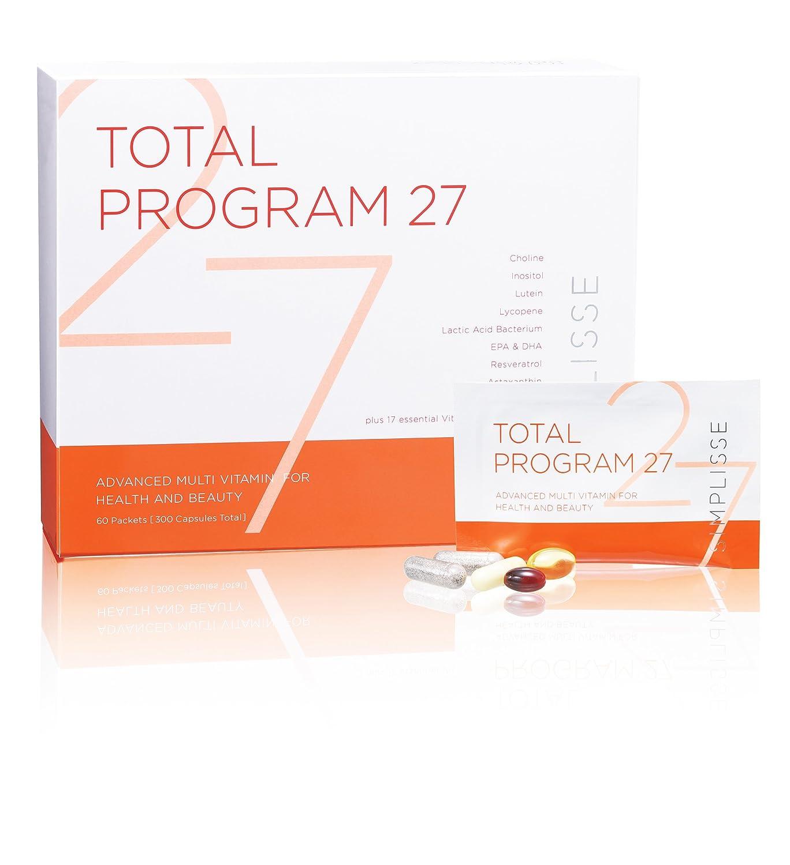 シンプリス トータルプログラム27 B07DTHFKNW