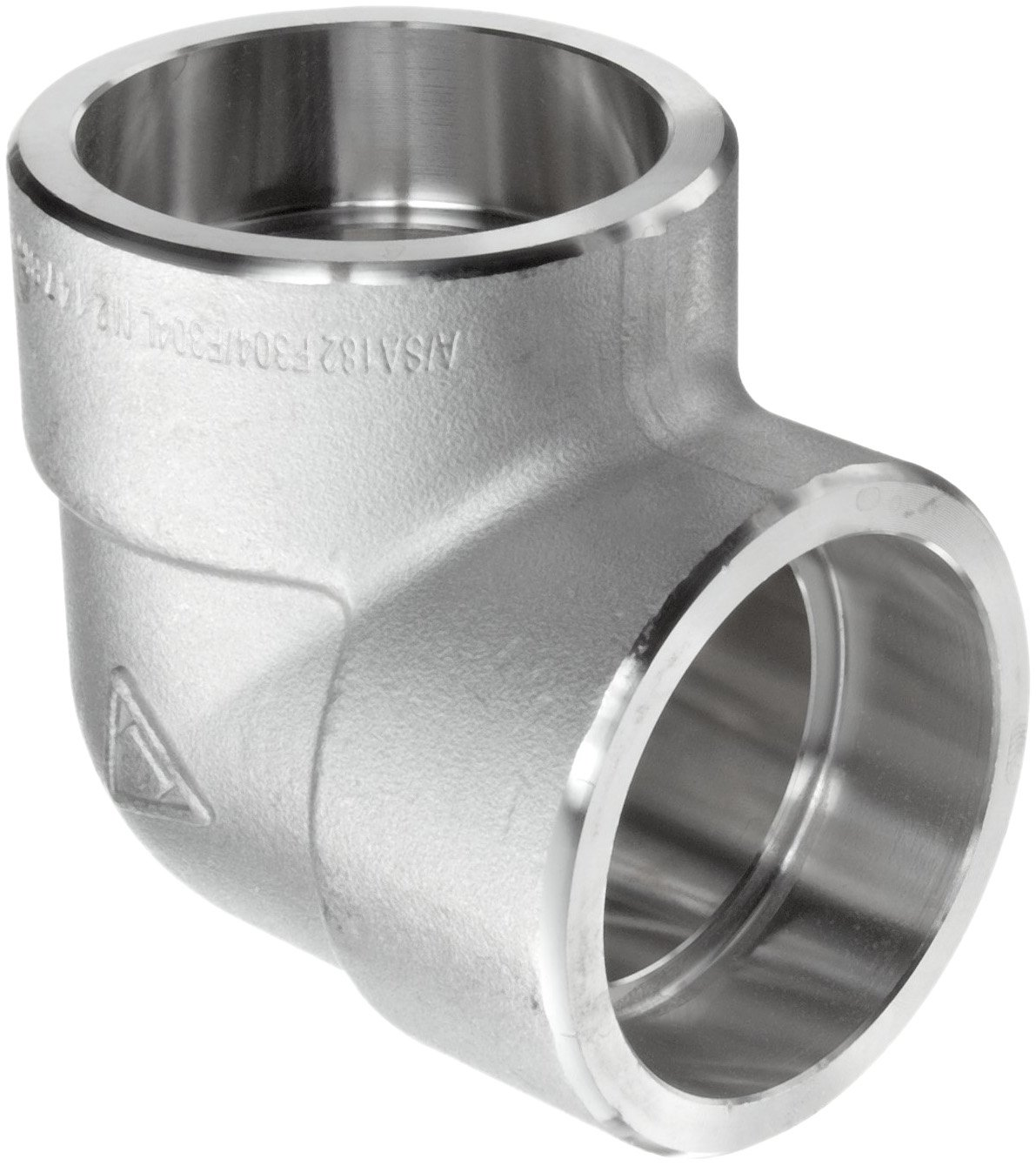 3//8 Female 3//8 Female Merit Brass SW3401D-06 Socket Weld 90 Degree Elbow 304//304L Forged Stainless Steel Pipe Fitting Class 3000