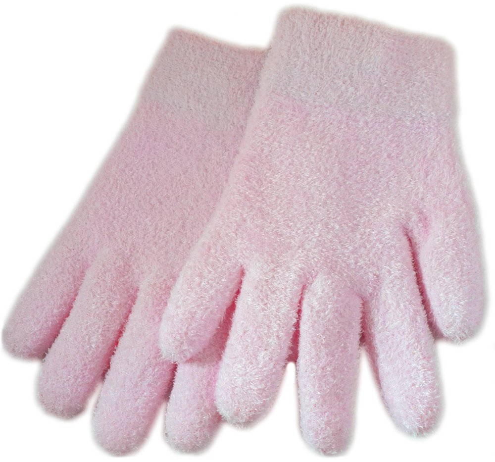 NatraCure Gel Moisturizing Gloves - (Lavender Scent) by NatraCure (Image #4)