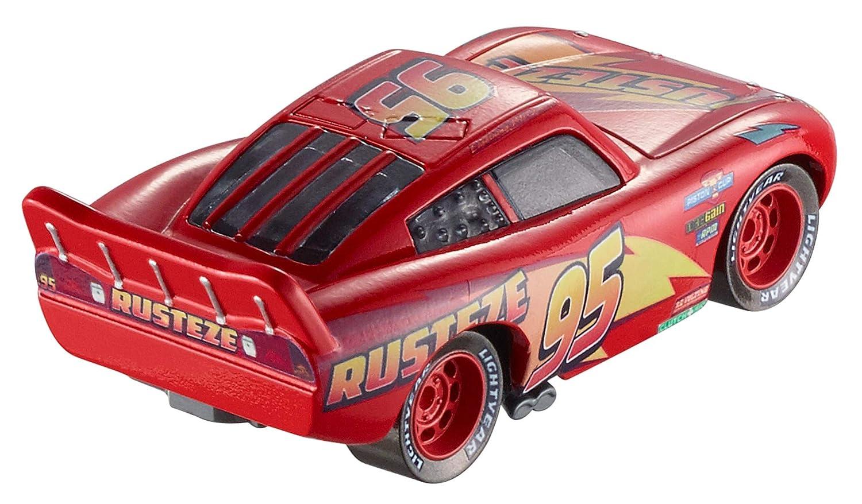 Disney Cars 3 Rust Eze Lightning McQueen Die-Cast Vehicle Mattel FGD64