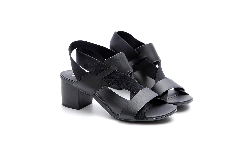 7d3849332ab1b Damen Schuhe mit Riemchen Pretty Nana nlival6737-Pumps - www ...