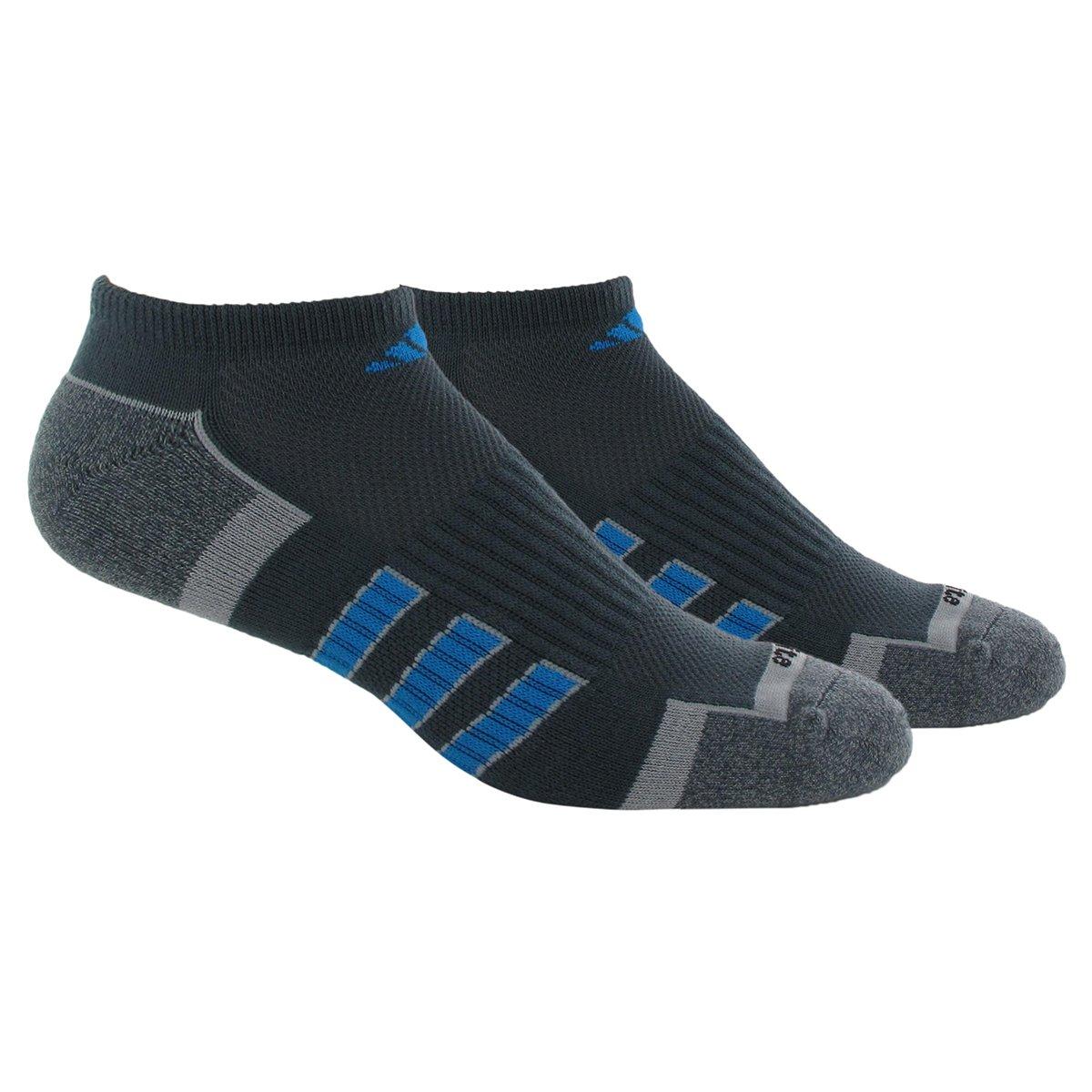 adidas Men's Climalite II No Show Sock (2-Pair)