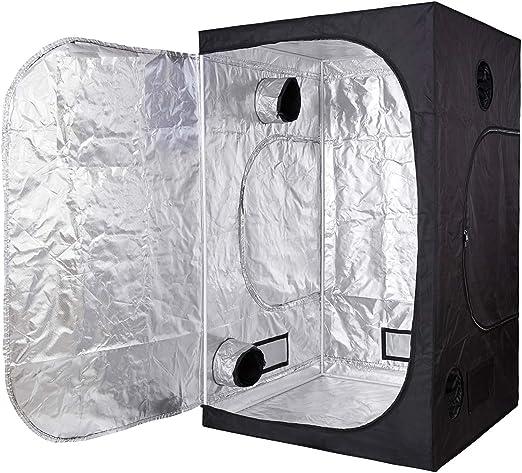 TopoGrow B06XJPBC76 Indoor Grow Tent - Best Supportive Design