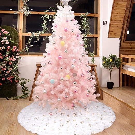 4HOMART Falda para árbol de Navidad: Amazon.es: Hogar