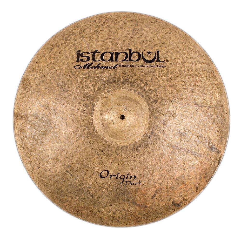 Istanbul Mehmet Cymbals Jazz Series Origin Dark Ride Sizzle Cymbals OD-DRSZ (20