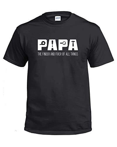 Fathers Day Handyman Shirt Dad Fathers Day Shirt Fathers Day T-Shirt Dad Fixer and Finder of All Things Shirt Fathers Day Dad Shirt