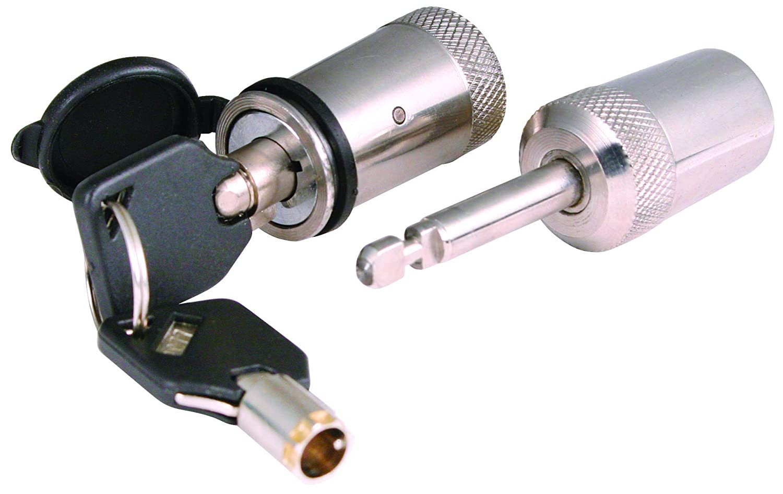 Trimax SXTC1 Premium Stainless Steel Coupler Lock 7//8 Span