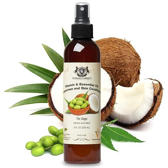 Vitamin & Essential Oil Sunscreen and Skin Conditioner