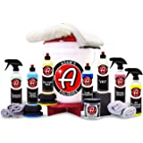Adam's Essentials Complete Car Detailing Kit