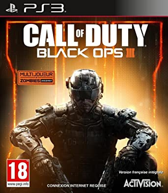 Call of Duty: Black Ops III - Import (FR) PS3