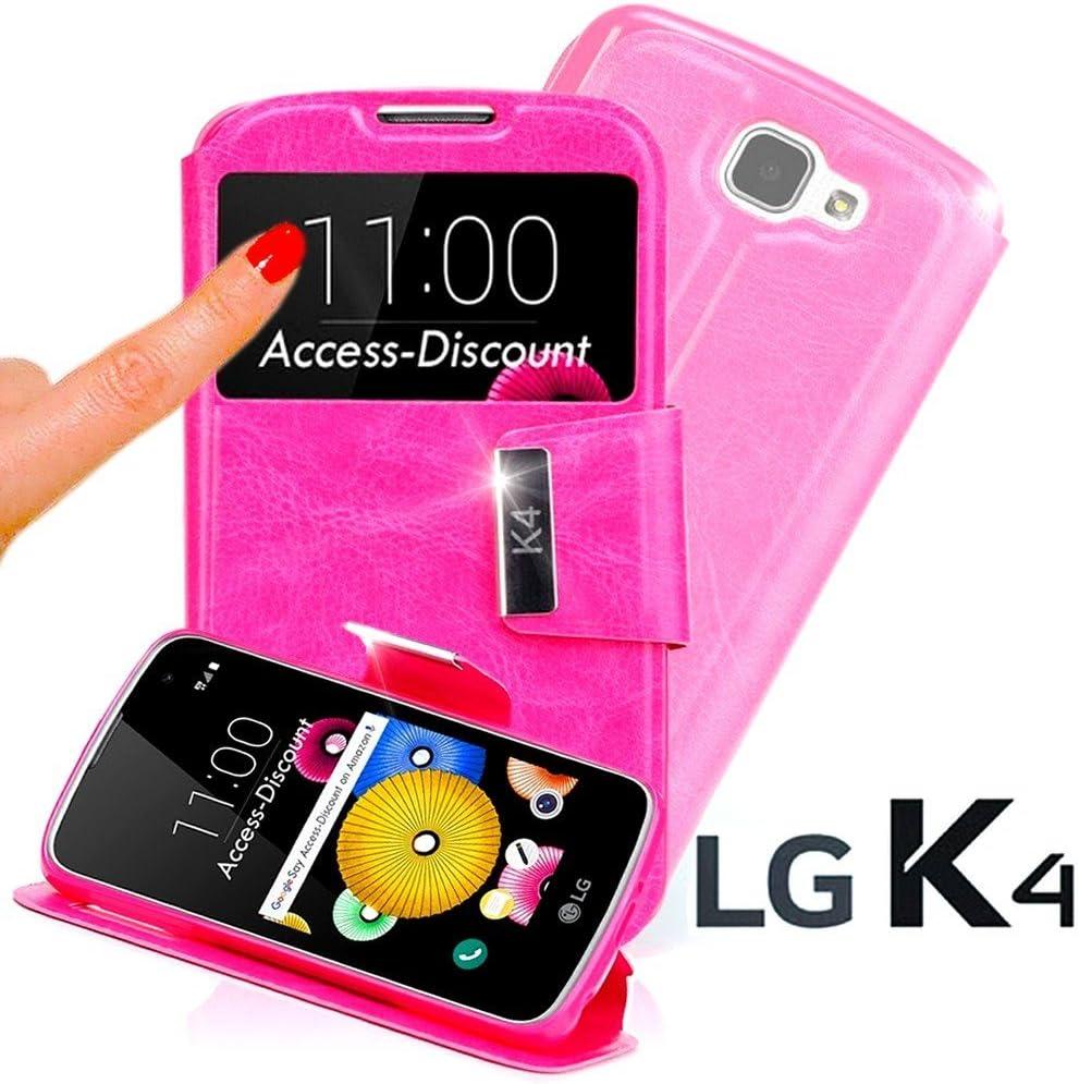 Access-Discount – Funda LG K4 – Carcasa calcetín de protección ...
