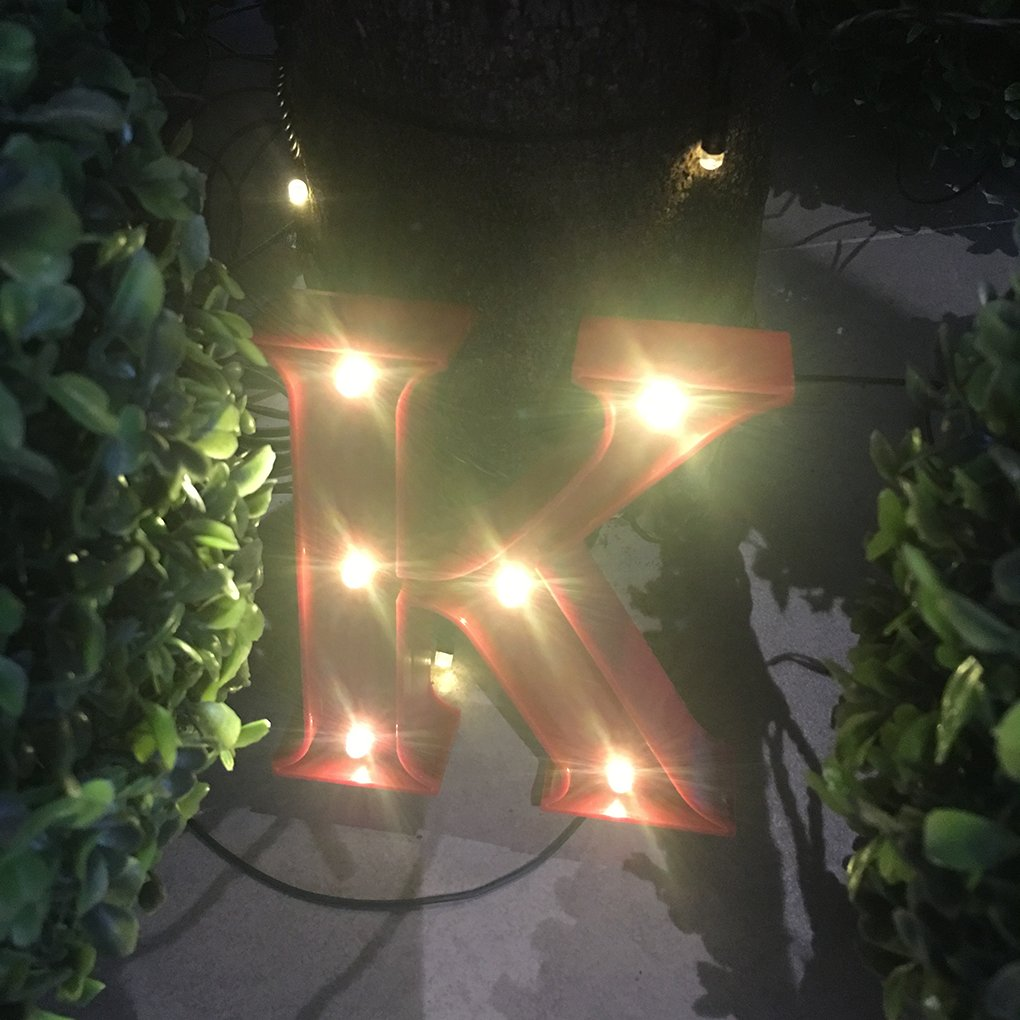 THEA HOME Decorative Marquee Signs K
