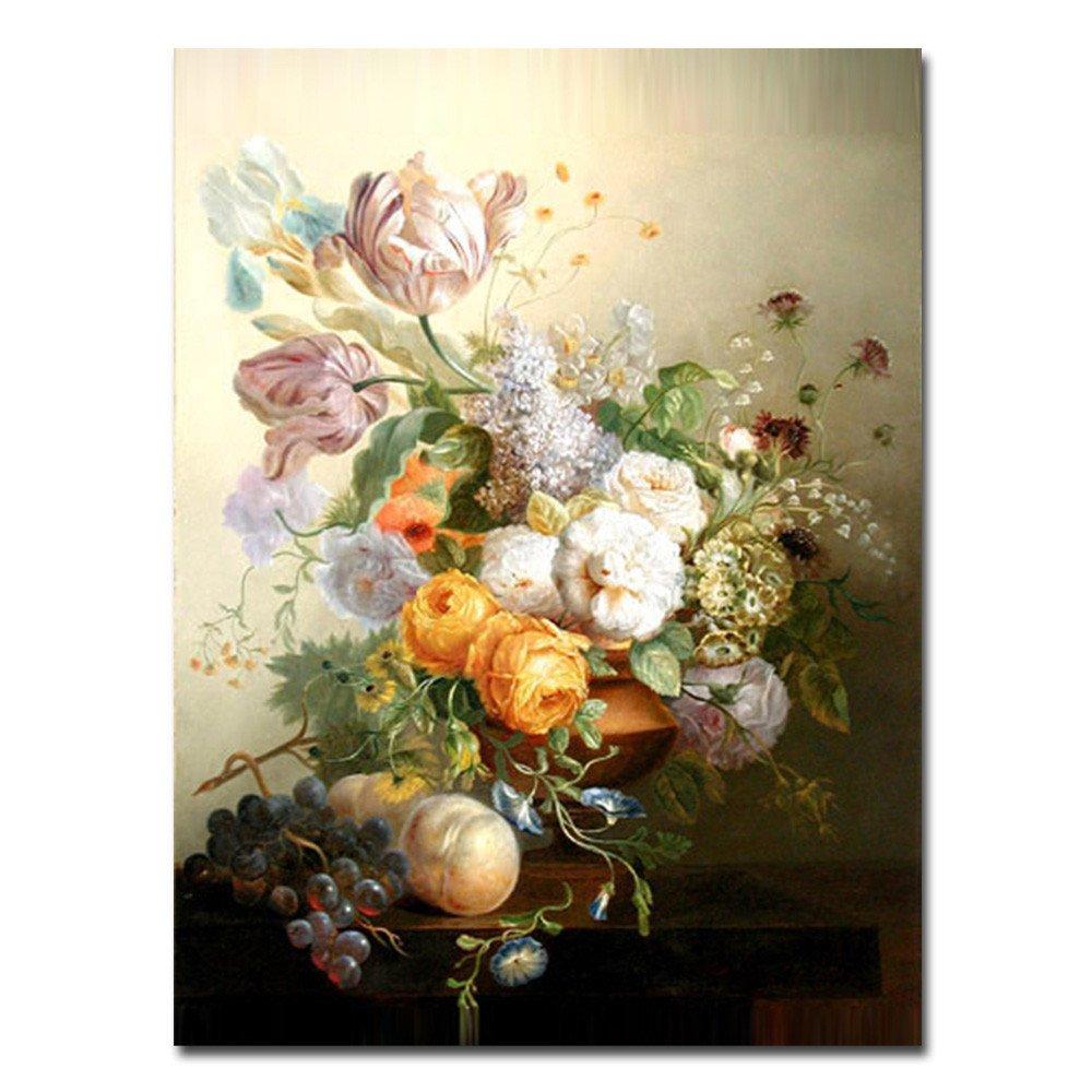 Amazon.de: lotuslife Art Gemälde klassischen Stil Realismus Früchte ...
