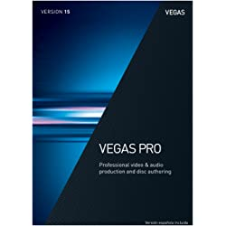 VEGAS Pro 15 – Professional Video & Audio Editing and Disc Authoring [Download]