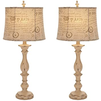 Amazon Com Urban Designs French Connection Candlestick Style Table