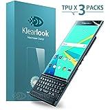 Klearlook completa in TPU con proteggi schermo per BlackBerry Priv