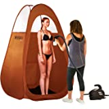 Gigatent Spray Tan Pop Up Tent - Professional Sunless Tanning Pop-Up Spraying Booth for Airbrush Art, Makeup & Painting…