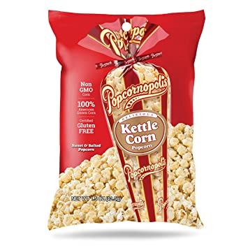 Bolsa de palomitas de maíz Popcornopolis Gourmet (20 ...