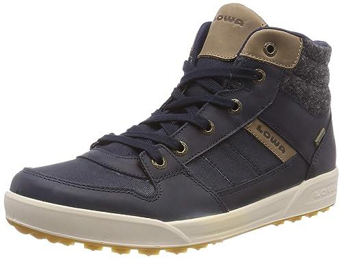 Lowa Seattle GTX, Zapatilla de Velcro para Hombre: Amazon.es: Zapatos y complementos