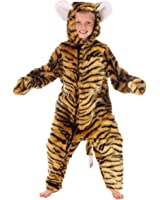 tiger costume for kids 6 8 yrs - Tigress Halloween Costume
