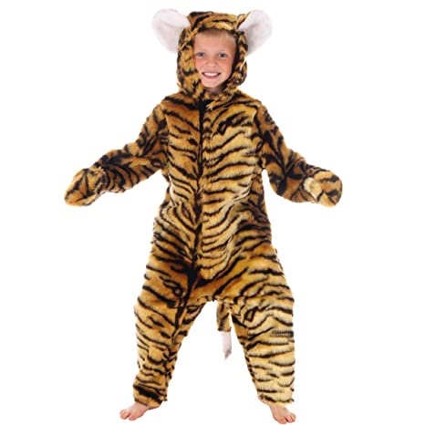 Tiger Costume for Kids 6-8 yrs  sc 1 st  Amazon.com & Amazon.com: Tiger Costume for Kids 6-8 yrs: Toys u0026 Games