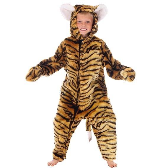Unbekannt Charlie Crow Tigerkostüm für Kinder 3-5 Jahre.