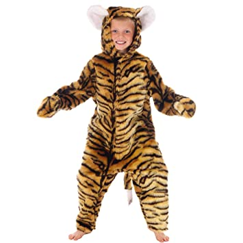 tiger costume for kids 6 8 yrs - Tiger For Halloween