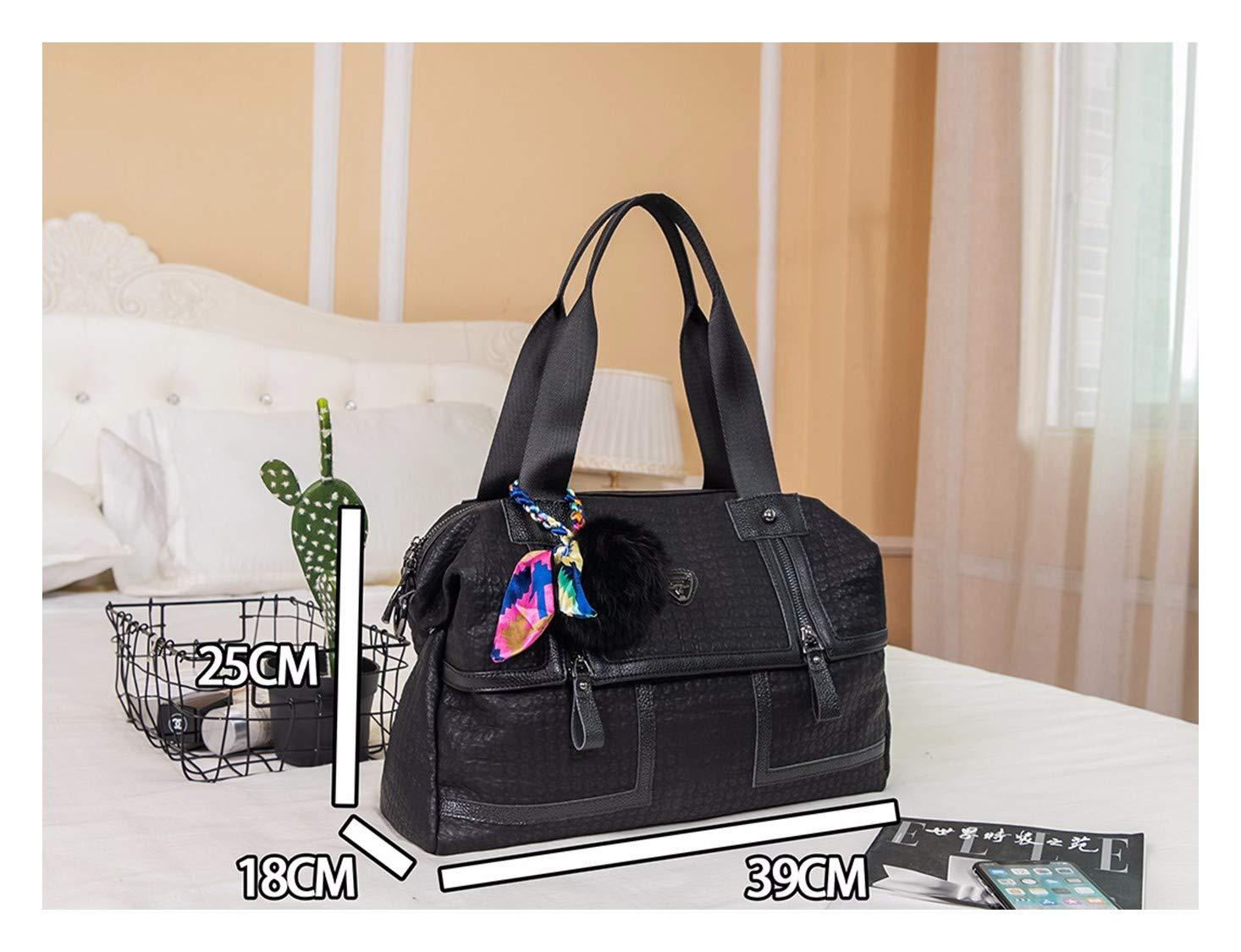 ArrJee Modische Dame Tasche Handtasche Schräg Tasche Schultertasche Weiche Oberfläche Pu Hochwertige Simple Mode Noble Retro Sweet Hohe Kapazität