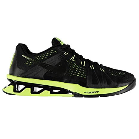 best service 638d0 77f50 Nike Reax Lightspeed Training Scarpe da Uomo, Colore: Nero/Nero/Volt ...