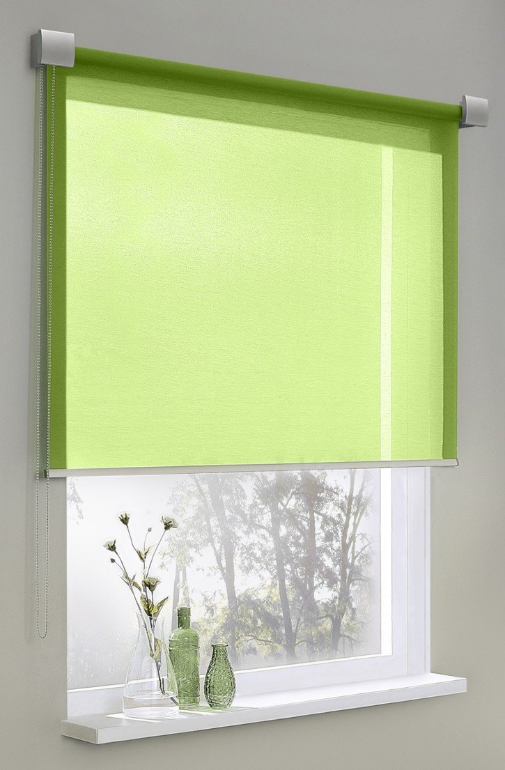 Vidella Blind Prestigio Top Design Wall-Mounted Light 60cm, Green/Lime, PREST NS 460