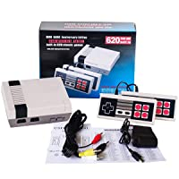PANDA100 Classic Games Console,Retro Games Console with Built-in 620 Games,Video Game for Kids/Adults