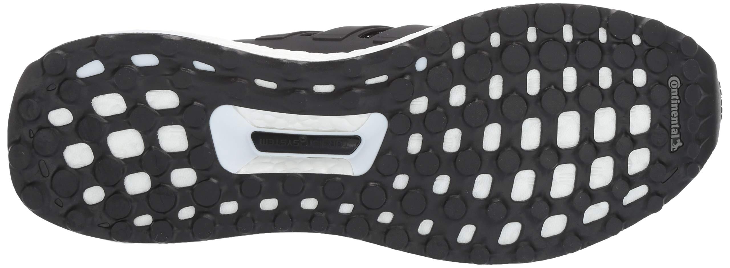 adidas Men's Ultraboost, Black/White, 9 M US by adidas (Image #3)