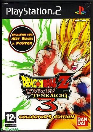 Dragonball z budokai tenkaichi 3 pc