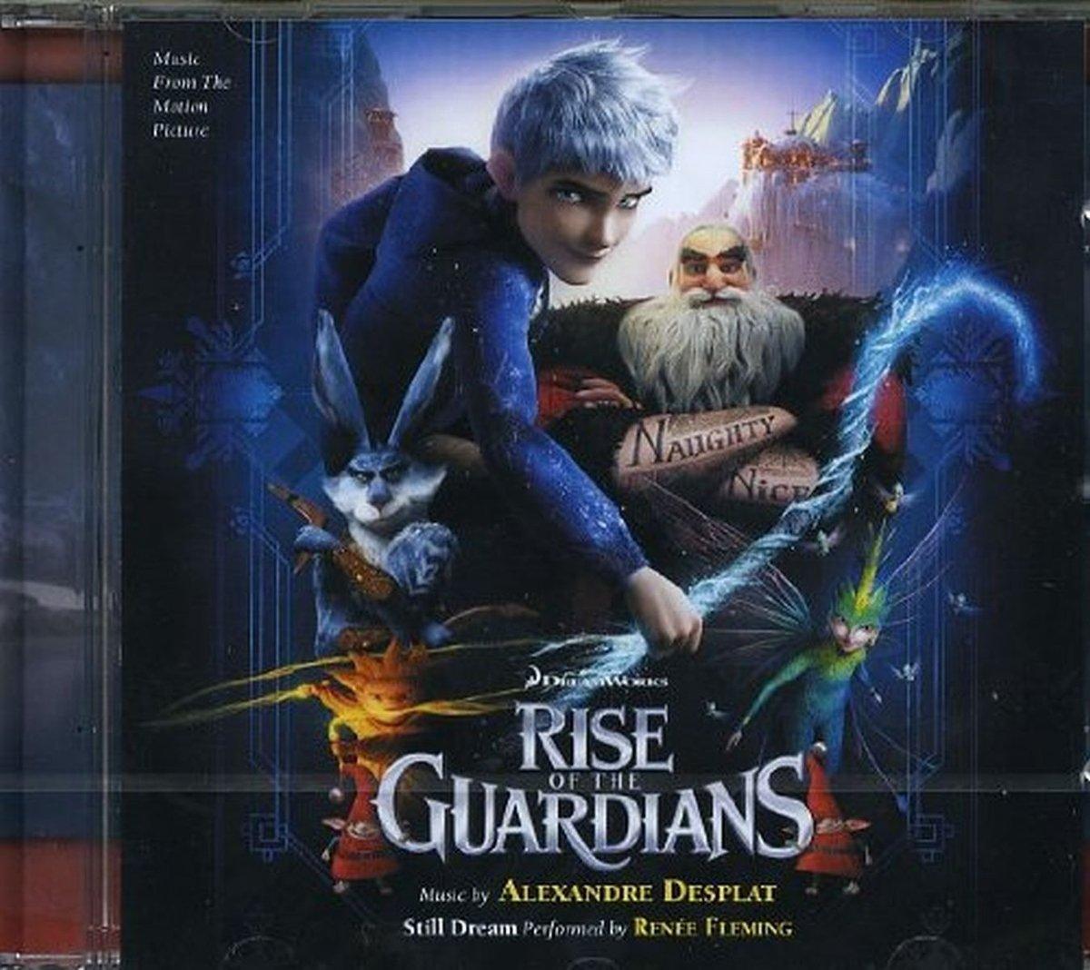 Rise Of The Guardians Cd: Alexandre Desplat: Amazon.es: Música