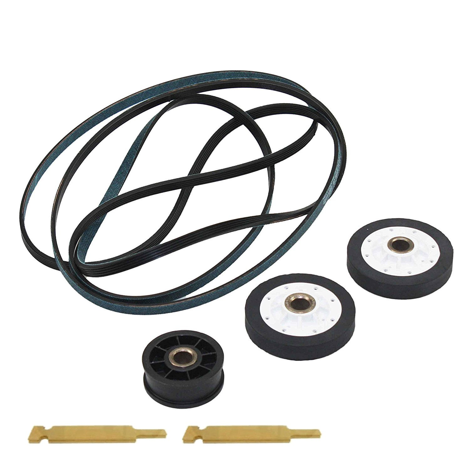 MAYT-1 Dryer Repair Kit Part # 40111201, 37001042,37001298,Y54414 Replacement Kit for Amana, Maytag, Admiral,