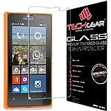 TECHGEAR® Microsoft Lumia 435 VERRE Édition Original Verre Trempé Protecteur d'Ecran (Nokia Lumia 435)