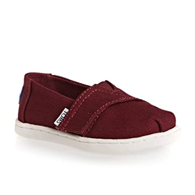 24f16f6475b TOMS Unisex Kids  Youth Classic Espadrilles  Amazon.co.uk  Shoes   Bags