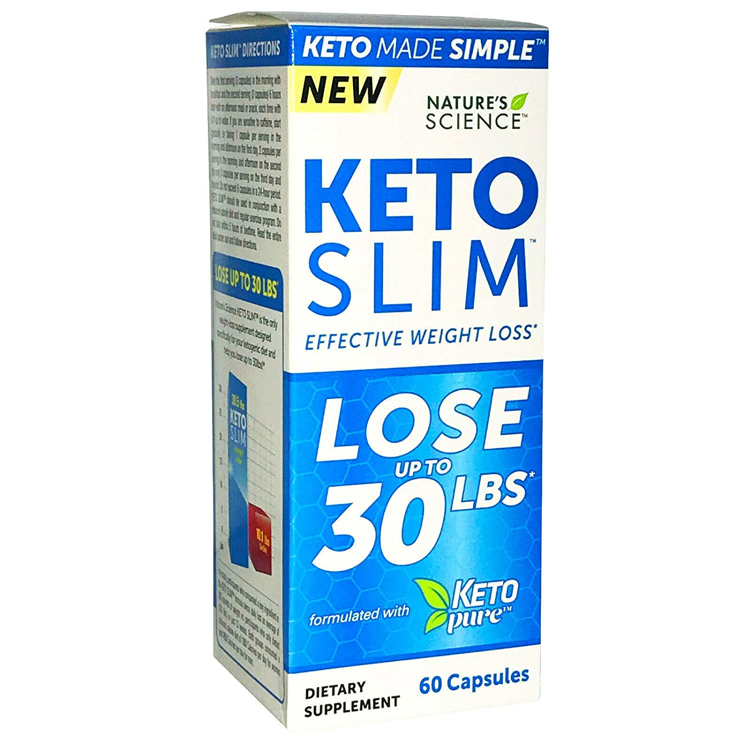 keto slim diet reviews