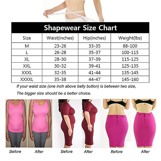 cd9188bce1dc3f TALEVE Women s Shapewear