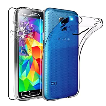 ebestStar - Compatible Funda Samsung S5 G900F, Galaxy S5 New ...