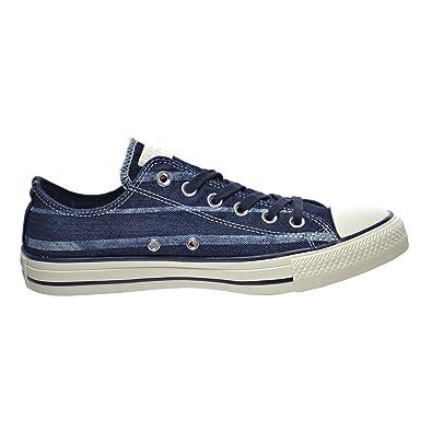 ce164ca1039b Converse Chuck Taylor All Star Ox Unisex Shoes Inked Egret Dark Denim  153916c (